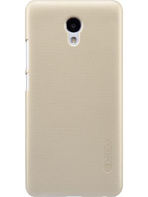 Накладка для Meizu M5 Note Nillkin. Цвет: золотистый