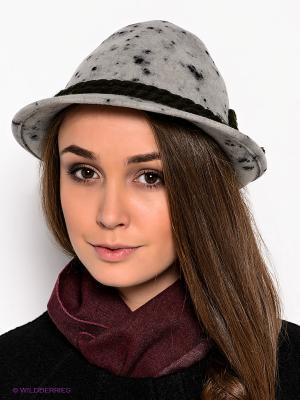 Шляпа Capo. Цвет: серый