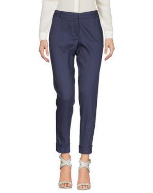 Повседневные брюки ARGONNE. Цвет: серый