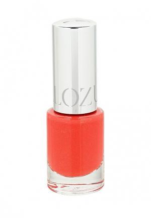 Лак для ногтей Yllozure. Цвет: оранжевый