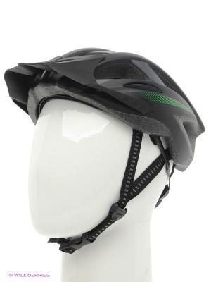 Шлем BBB. Цвет: зеленый, черный