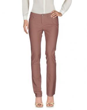 Повседневные брюки JECKERSON. Цвет: верблюжий