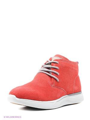 Кроссовки Nexpero. Цвет: красный