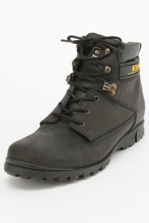 Ботинки Etor. Цвет: черный, крейзи