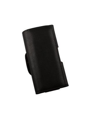 Сумка на пояс LP для смартфонов с диагональю до 4 (черная) Liberty Project. Цвет: черный