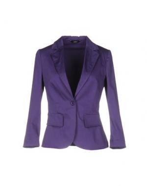 Пиджак CARLA G.. Цвет: фиолетовый