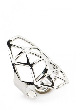 Кольцо Kameo-Bis. Цвет: серебряный