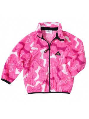 Кофта Неделя ЛисФлис. Цвет: розовый