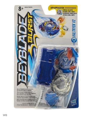 Бейблэйд: Волчок с пусковым устройством Hasbro. Цвет: синий