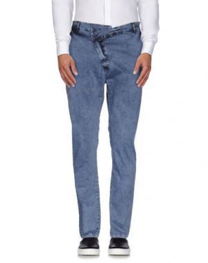 Повседневные брюки EN AVANCE. Цвет: пастельно-синий