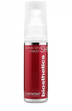 Спрей-блеск для волос Shine On La Biosthetique. Цвет: бесцветный