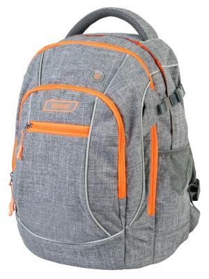 Рюкзак легкий Воображение Target. Цвет: серый, оранжевый