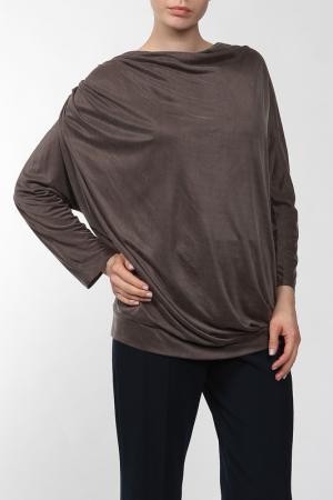 Блуза Ivo Nikkolo. Цвет: коричневый