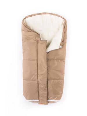 Конверт-одеяло ThermoFleece TIGger.. Цвет: коричневый