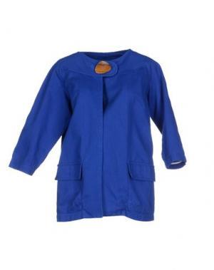 Пиджак W DABLIU. Цвет: синий