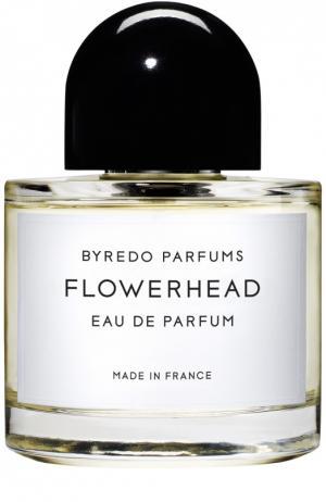 Парфюмерная вода Flower Head Byredo. Цвет: бесцветный
