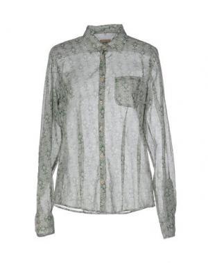 Pубашка COAST WEBER & AHAUS. Цвет: зеленый