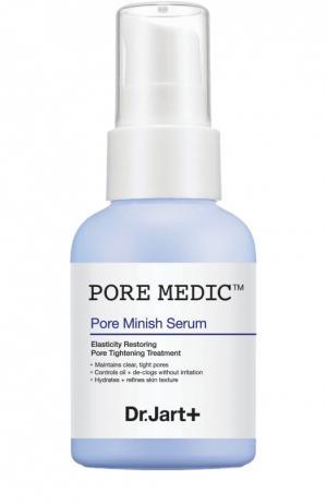 Себорегулирующая сыворотка сужающая поры Pore Medic Dr.Jart+. Цвет: бесцветный