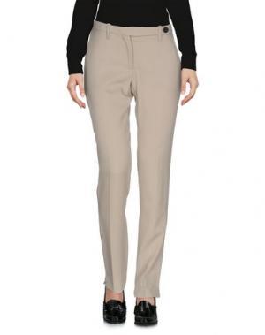 Повседневные брюки ALICE SAN DIEGO. Цвет: серый