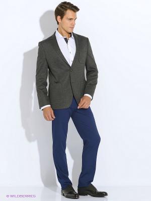Пиджак BAWER. Цвет: серый