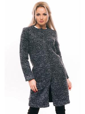 Пальто Issa Plus. Цвет: серый