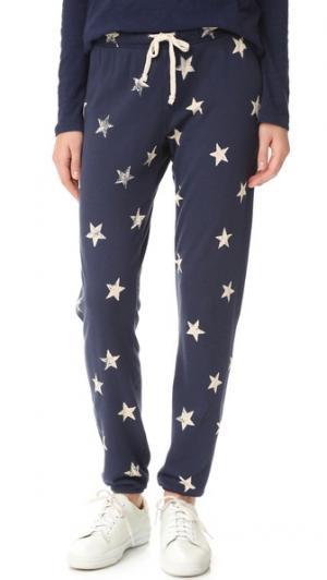 Спортивные брюки из Эшбери Star Splendid. Цвет: чернильный