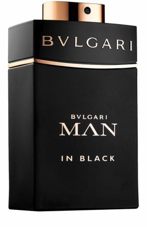 Парфюмерная вода Man In Black BVLGARI. Цвет: бесцветный