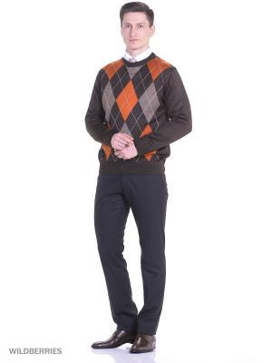 Джемпер TADDY Q. Цвет: коричневый