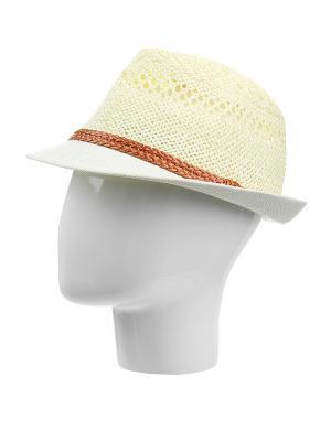 Шляпа Gusachi. Цвет: белый