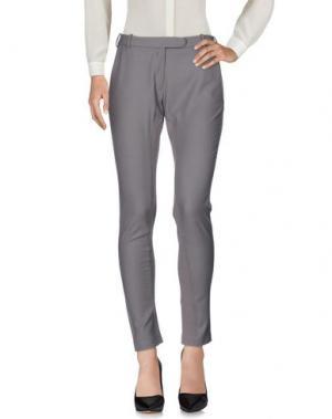 Повседневные брюки QCQC. Цвет: серый