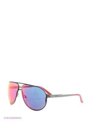 Солнцезащитные очки CARRERA. Цвет: фиолетовый, синий
