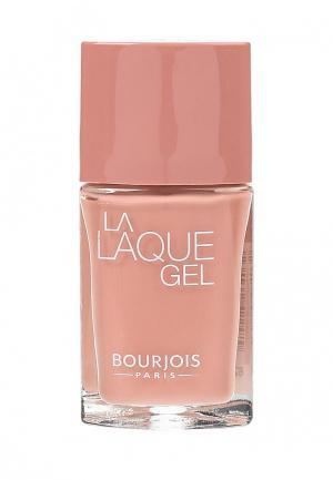 Гель-лак Bourjois. Цвет: розовый
