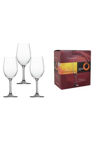 Набор: 6 бокалов для вина Stolzle. Цвет: прозрачный