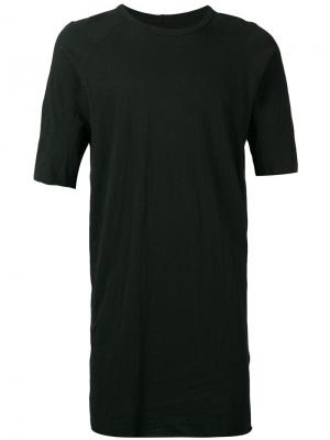 INSPIRE T-shirt Isaac Sellam Experience. Цвет: чёрный