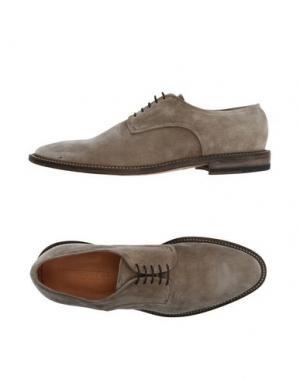 Обувь на шнурках REGAIN. Цвет: бежевый
