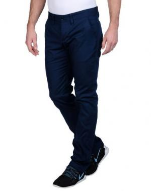 Повседневные брюки PEAK PERFORMANCE. Цвет: синий