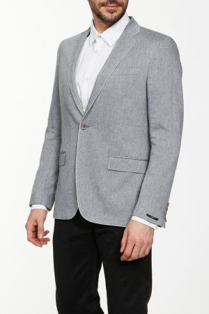 Пиджак Azzaro. Цвет: серый