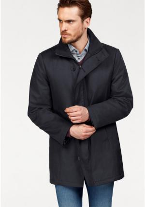 Короткое пальто Class International. Цвет: темно-синий