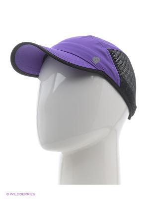 Кепка Guahoo. Цвет: фиолетовый