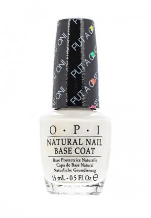 Базовое покрытие O.P.I. Цвет: белый