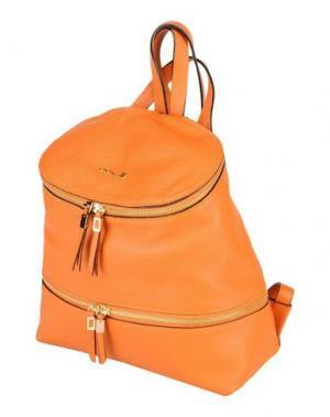Рюкзаки и сумки на пояс INNUE'. Цвет: оранжевый
