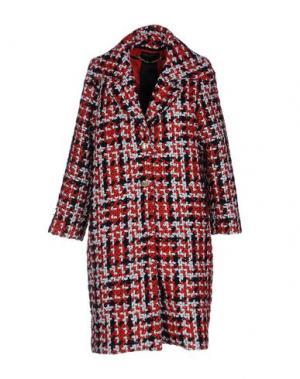 Пальто NORA BARTH. Цвет: красный
