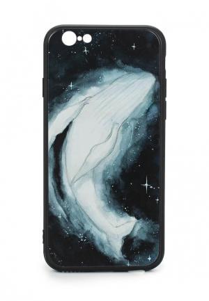 Чехол для телефона Kawaii Factory. Цвет: черный