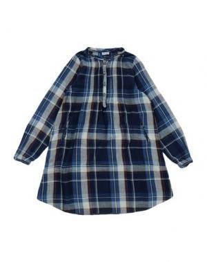 Pубашка MORLEY. Цвет: темно-синий