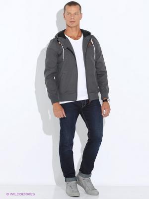Куртка E-Bound by Earth Bound. Цвет: серый