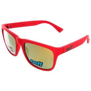 Очки  Chip Rdst Neff. Цвет: красный