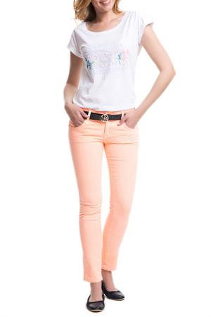 Джинсы U.S. Polo Assn.. Цвет: оранжевый
