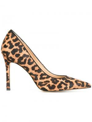 Туфли-лодочки Hazel Sam Edelman. Цвет: коричневый
