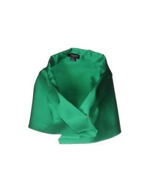 Накидка NORA BARTH. Цвет: зеленый