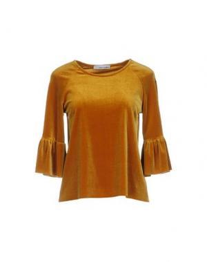 Блузка CHILI PEPPERS. Цвет: верблюжий